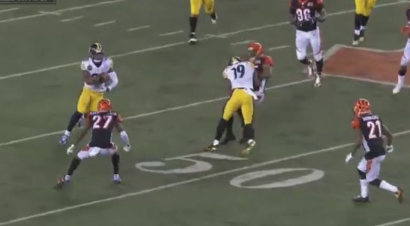 Juju Hit Burfict