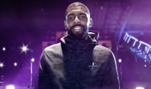 Kyrie Irving's New Nike Ad Features A Flat Earth & Rob Gronkowski (VIDEO)