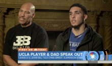 LiAngelo Ball Says His UCLA Teammates Started Shoplifting First, So He Joined In (VIDEO)