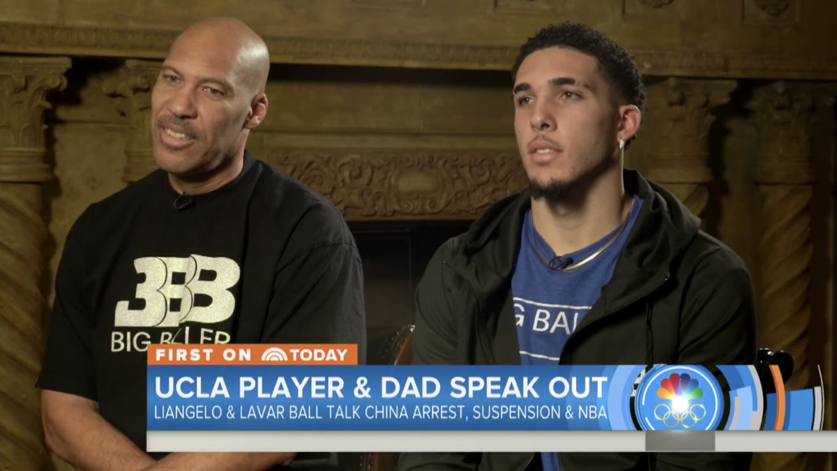 NCAA president criticizes LaVar Ball for pulling son LiAngelo out of UCLA