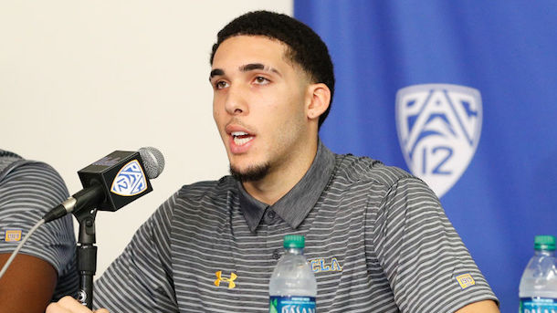UCLA coach Alford surprised by LiAngelo Ball leaving school