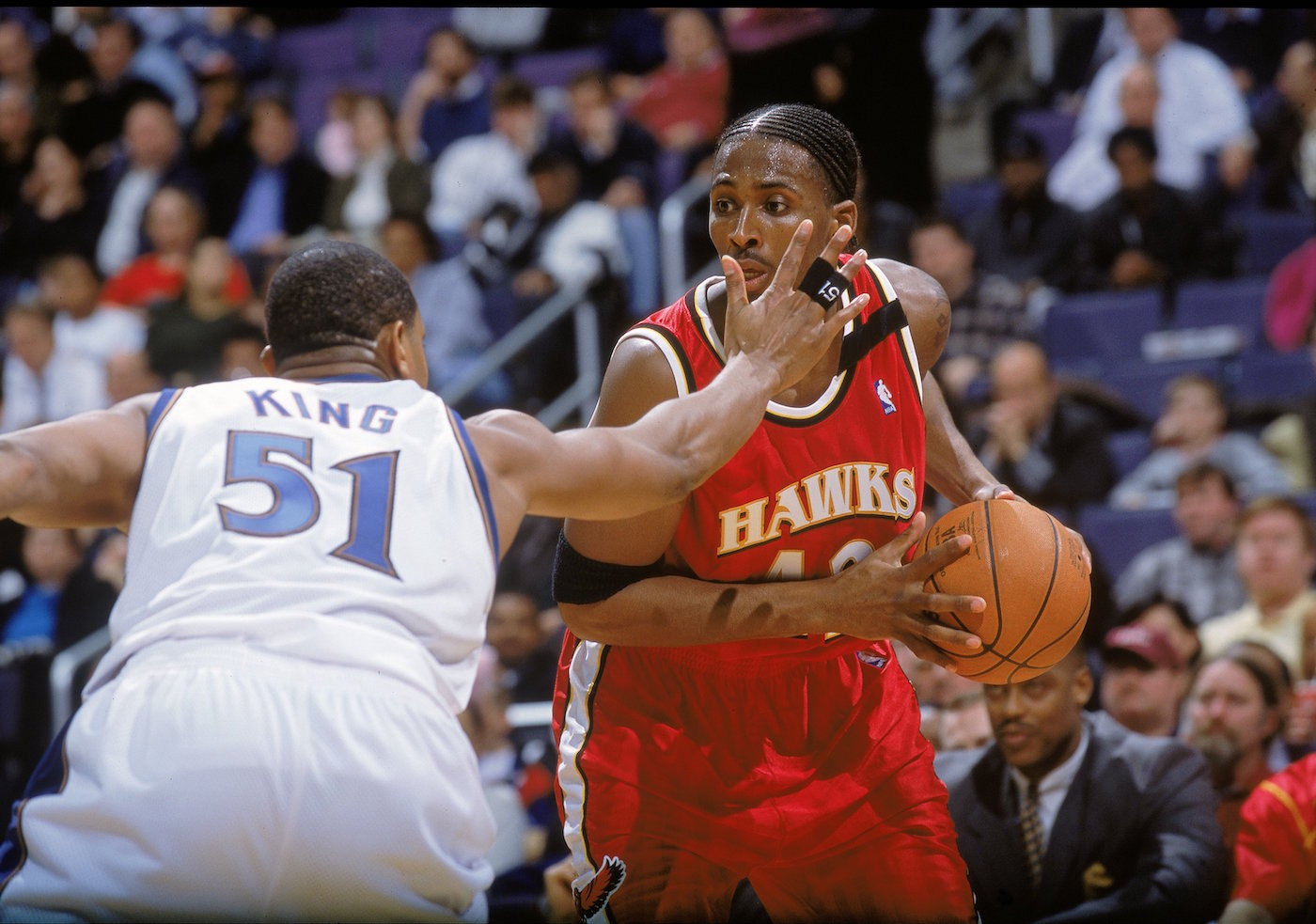 Lorenzen Wright's ex-wife arrested in connection with his murder