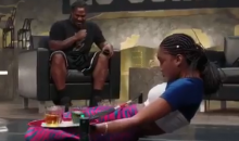 "Watch Marshawn Lynch's Hilarious Dual With the Queen of Limbo: ""You A Snake, Ni***"" (VIDEO)"
