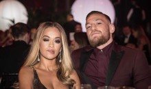 Conor McGregor Gives Shout Out At Club To His Rumored Side Chick, Then His Baby's Mama (VIDEO)