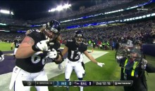 Michael Campanaro Scores TD & Celebrates By Doing 'The Circle Game' (VIDEO)