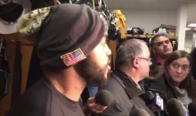 Steelers' Mike Mitchell Calls Out Goodell, Hasselbeck During EPIC Locker Room Rant (VIDEO)