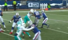Footage Emerges of Ndamukong Suh Punching Tyrod Taylor on Tackle Attempt (VIDEO)