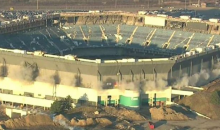 Pontiac Silverdome Demolition Begins With Failed Implosion (VIDEO)