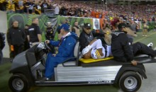 REPORT: Pittsburgh Steelers LB Ryan Shazier Taken To Trauma Center; Possible Spinal Cord Injury