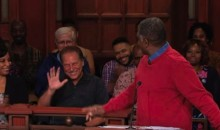Tom Izzo Had An Absolute Blast During Taping of 'Judge Mathis' (PICS + VIDEO)