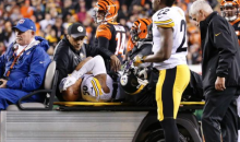 REPORT: Neurologist Strongly Believes Steelers' Ryan Shazier Will Never Play Football Again
