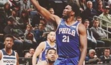 Joel Embiid Owned Karl-Anthony Towns on Instagram & Twitter After OT Win (PIC)