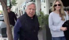 Robert Kraft Is Totally on Board with Puff Daddy Being an NFL Owner (VIDEO)