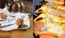 Steelers Players Honoring Ryan Shazier With Custom Cleats (PICS)