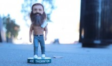 San Jose Sharks' Shirtless Joe Thornton Bobblehead May Be Greatest Bobblehead of All Time (Pic)