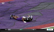 TCU Failed To Pull Off Camouflage Trick on Stanford During Kickoff of The Alamo Bowl (VIDEO)