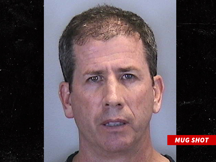Tim Donaghy arrested for allegedly threatening man with hammer