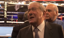 Bob Arum Says UFC President Dana White is a 'Piece of Crap' (VIDEO)