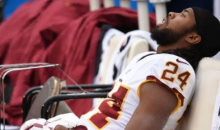Josh Norman Upset With Redskins: 'I Came Here To Win A Championship'