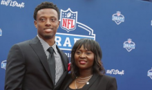 Eli Apple's Mom Accused of Cheating on Husband With Best Man, Destroying Son's Career, & Spending His Money