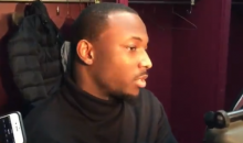 LeSean McCoy Says Bills Were 'Robbed' & Calls Always Seem To Go In The Pats Favor At Gillette Stadium (VIDEO)
