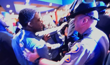 Florida Cops Forced To Break Up Michigan & South Carolina Players To Prevent Fighting At Bowling Alley (VIDEO)