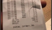 Cleveland Browns D-line Spent $37K On Team Dinner & Made The Rookies Pay The Bill