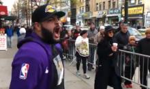 Lakers Fan Passionately Explains His Love For LaVar Ball & Big Baller Brand (VIDEO)
