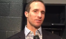 Drew Brees Says Thursday Night Football Is 'Absolutely' Not Safe (VIDEO)
