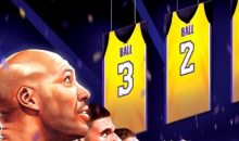 LaVar Ball Believes Lonzo, LaMelo & LiAngelo Will Have Their Lakers' Jerseys Raised To The Rafters One Day