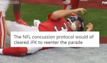Social Media Destroys The NFL Concussion Protocol After Tom Savage Went Back Into Game After Seizure (TWEETS)