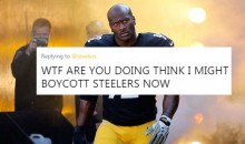 Pittsburgh Steelers Fans Blasted The Team For Releasing James Harrison Before The Playoffs (TWEETS)
