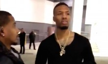 Timberwolves Fans Reportedly Shouted Anti-Gay Slurs At Lillard Outside Arena (VIDEO)