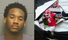 Georgia's LB Natrez Patrick Was Arrested for Possessing the Smallest Amount of Weed Ever (PIC)