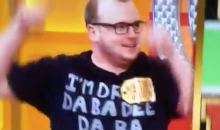 'Price is Right' Contestant Spins Wheel & Then Shouts Out His Fantasy Football Team (VIDEO)