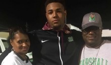Marshall Football Player Paralyzed In New Year's Eve Shooting After Protecting GF From Gunfire