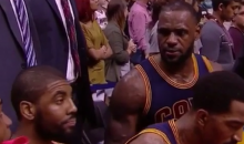 Kyrie Believes LeBron Tried To Trade Him Before He Demanded To Be Moved