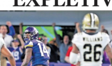 New Orleans Newspaper Has The Greatest Headline After Saints' Heartbreaking Loss to Vikings (PIC)
