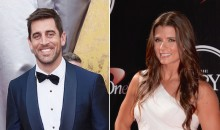 Report: Aaron Rodgers and Danica Patrick Are Dating