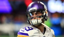REPORT: Vikings WR Adam Thielen Playing With 'Tiny Fractures' In His Back