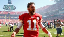 Report: Browns Tried (and Obviously Failed) to Land Alex Smith from the Chiefs