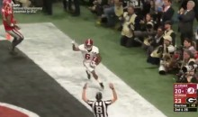Someone Already Set Alabama's Game-Winning TD To Titanic Music…And It's PERFECT! (VIDEO)