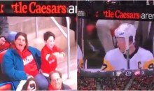 Red Wings Fans Take Turns Cheering This Dabbing Kid & Booing The Hell Out Of Sidney Crosby (VIDEO)