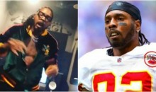 Ex-NFL Player Dwayne Bowe, Who Is A Full-Time Rapper, Wants To Play For The XFL (VIDEO)