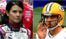 Danica Patrick Confirms Romantic Relationship With Aaron Rodgers