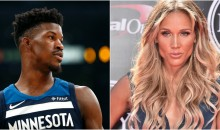 Lolo Jones Offers Her Virginity To Jimmy Butler on IG; Butler Shoots Back With Confidence