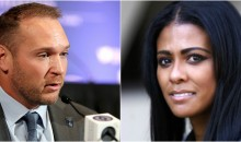 Brian Urlacher's Baby Mama Sues Him For $125M For Saying She Killed Her Husband