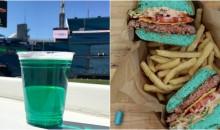 Jacksonville Jaguars To Sell Teal Burgers, Beer & Ice Cream On Sunday