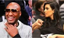 Kim Kardashian Gave Lamar Odom 3rd-Degree Burns With One Tweet After He Threw Shots At Khloe Kardashian (TWEETS)