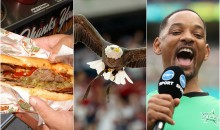 Boston Bans Philly Cheesesteaks, Cream Cheese, Bald Eagles, & Will Smith Until After Super Bowl